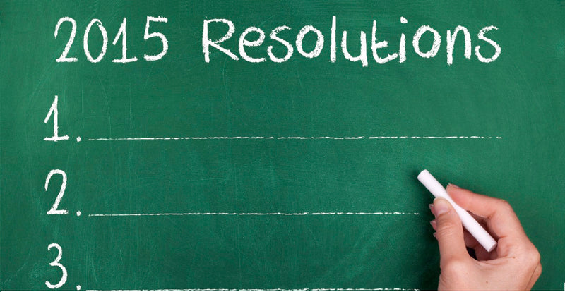 Six New Year's Resolutions for a Healthy 2015