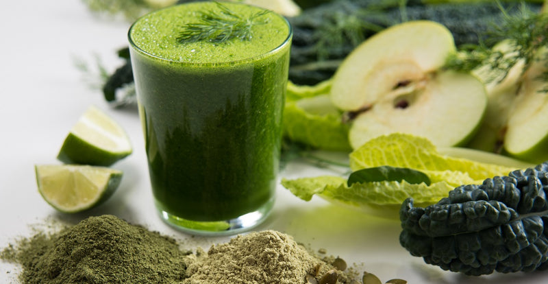 Good Green Stuff vs Chlorella & Spirulina