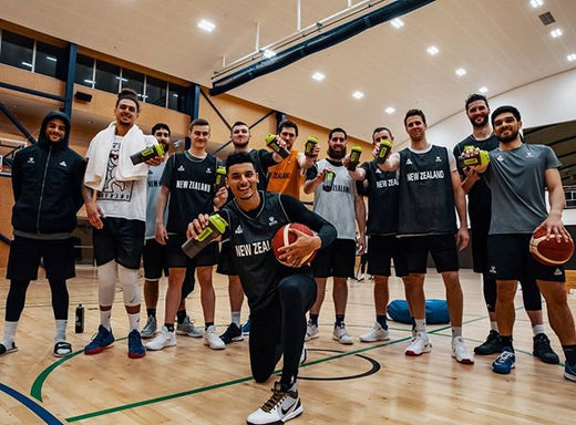 Tall Blacks New Zealand