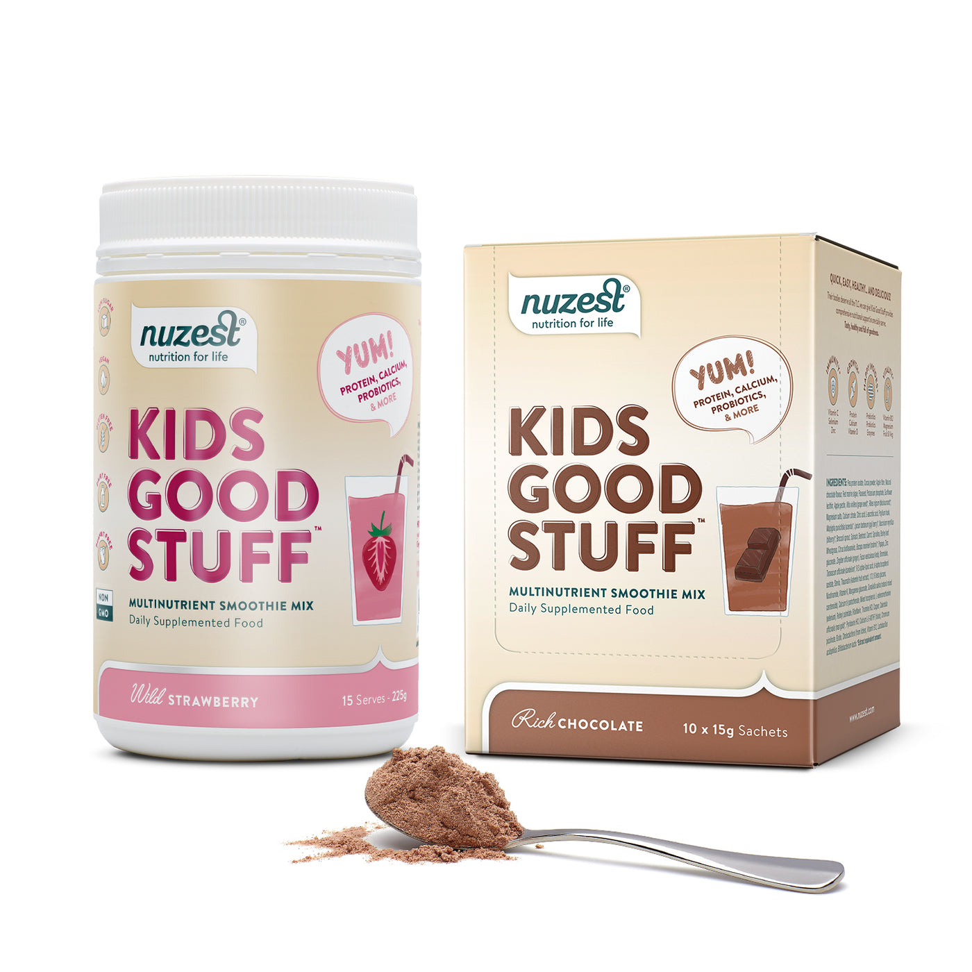 Kids Good Stuff Sachets - Single Serve