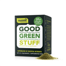 Good Green Stuff Sachets