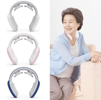 EMS Heat Therapy Neck Massage Device
