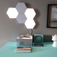 Modular Touch LED Lamp