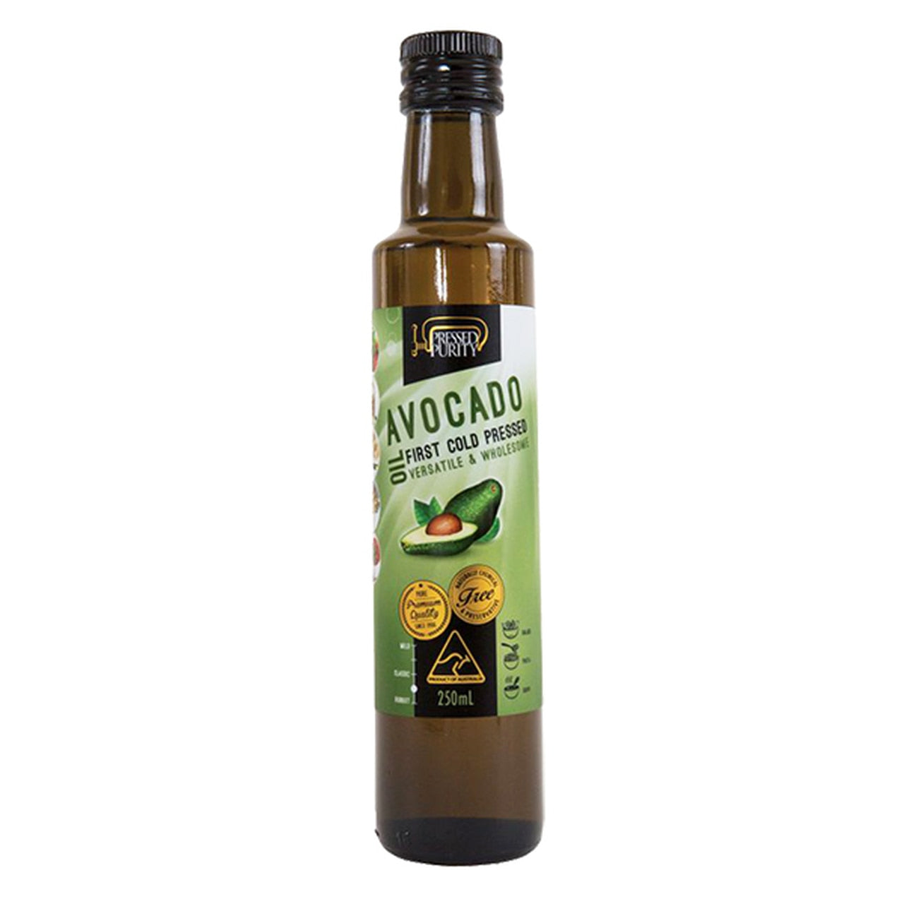 Avocado Oil - Cold Pressed 250ml