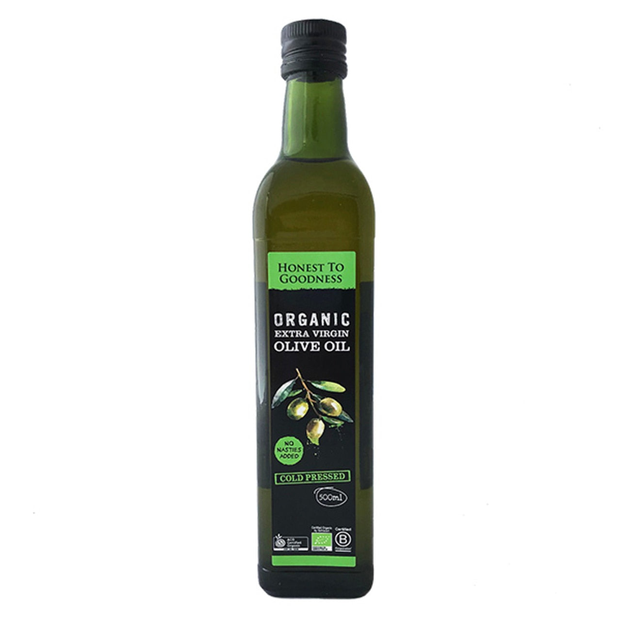 Organic Olive Oil Extra Virgin 500ml