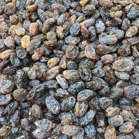 Organic Sultanas Naturally Dried