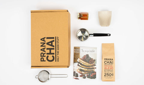 PRANA CHAI ORIGINAL BLEND 250G STARTER KIT