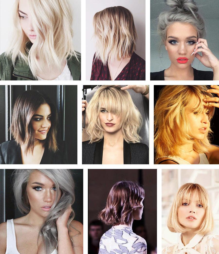 2018 womens hair trends