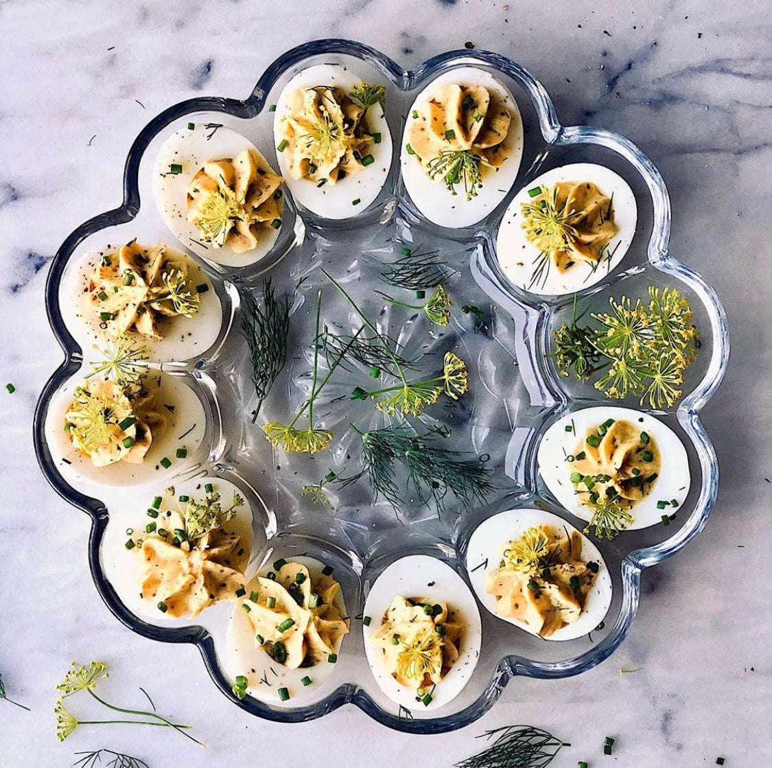 Curried Deviled Eggs {RECIPE}