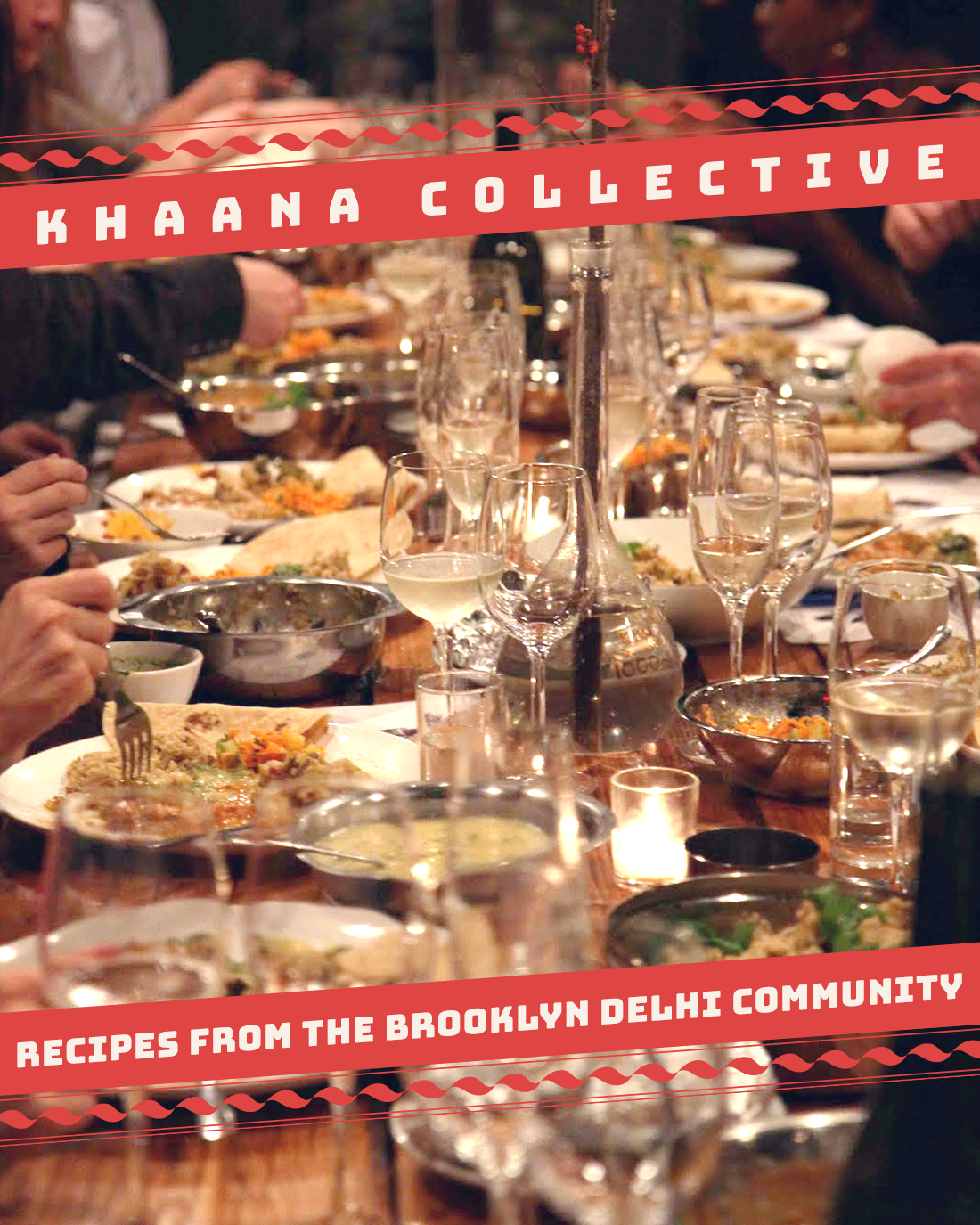 Khaana Collective Recipe Zine - Coming Soon!