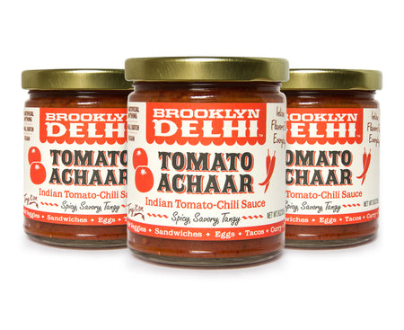 Tomato Achaar 3-Pack - Available on Amazon & at Whole Foods