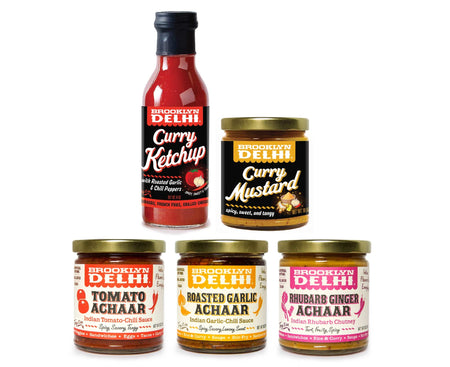 Brooklyn Delhi Sampler 5-Pack