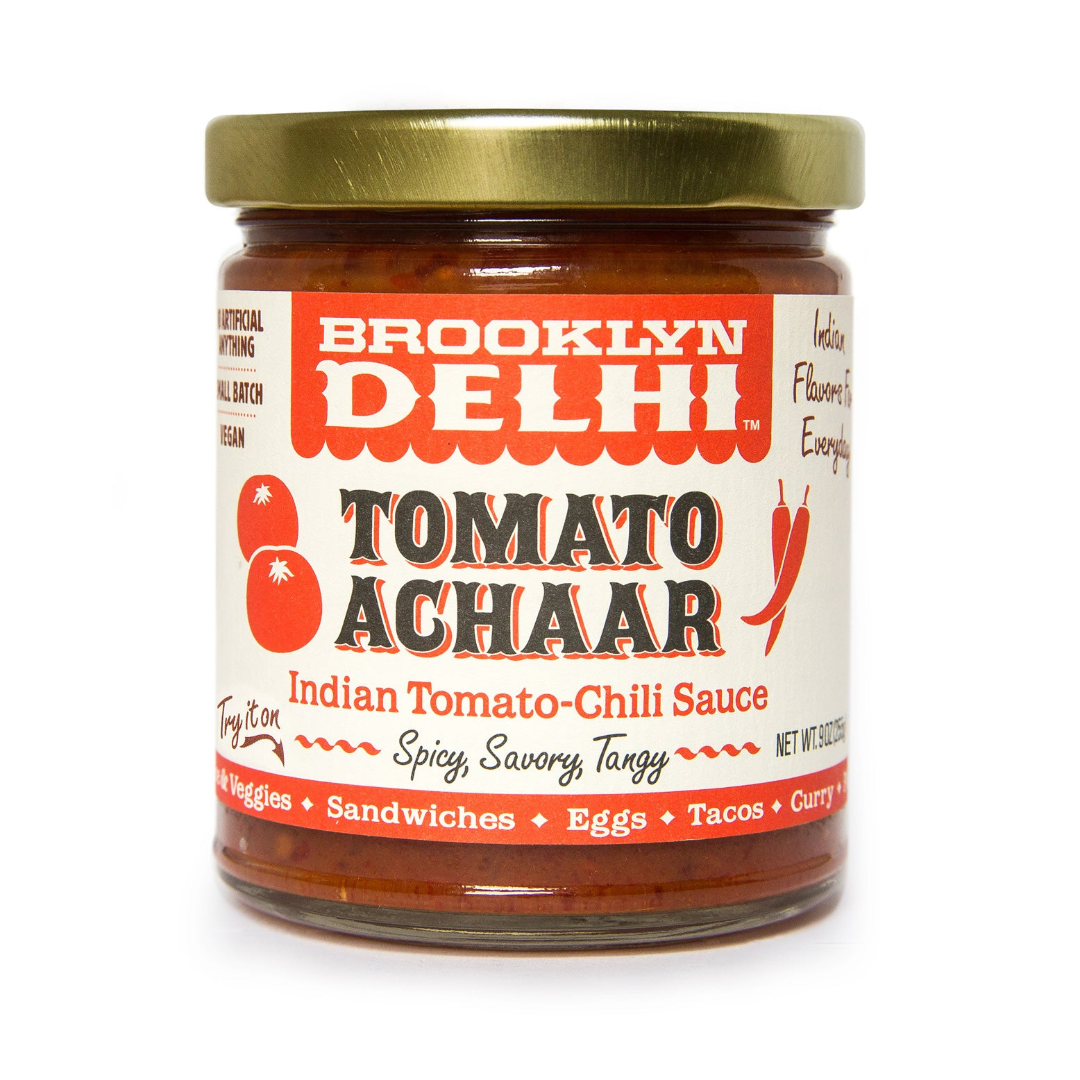 Tomato Achaar - Available on Amazon & at Whole Foods