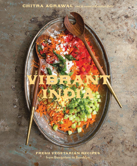 Our Cookbook: Vibrant India (Signed Copy)