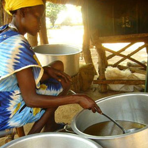 About Virgin African Shea Butter