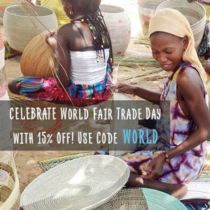 Celebrating World Fair Trade Day