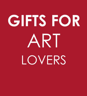 GIFTS FOR ART LOVERS