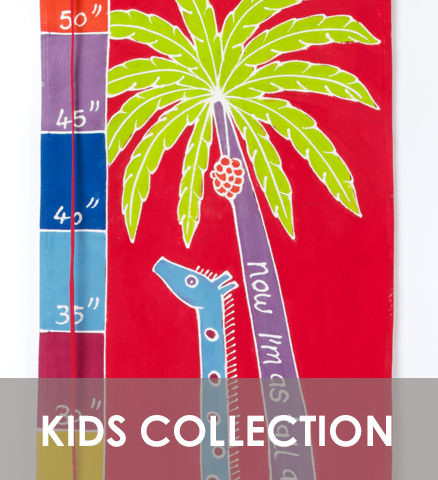 Tribal Textiles Kids Collection