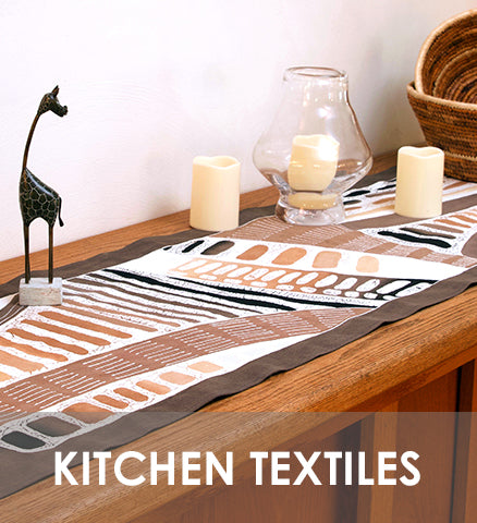 Tribal Textiles Kitchen