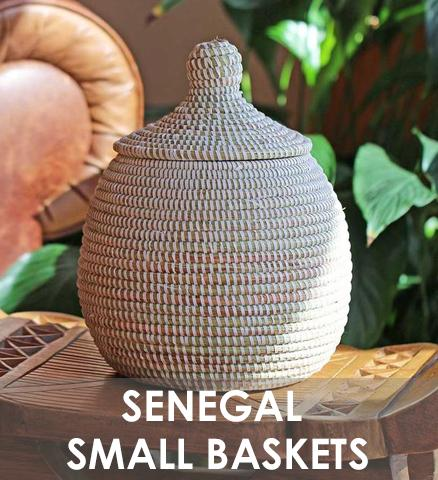Senegal Small Baskets