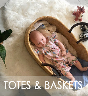 Baby Baskets & Totes for Parents