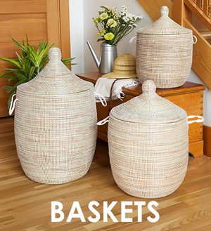 AFRICAN BASKETS - HAMPERS