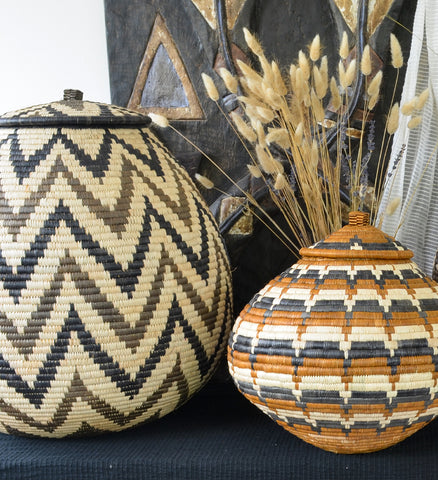 Zulu Izembenge Wire Baskets