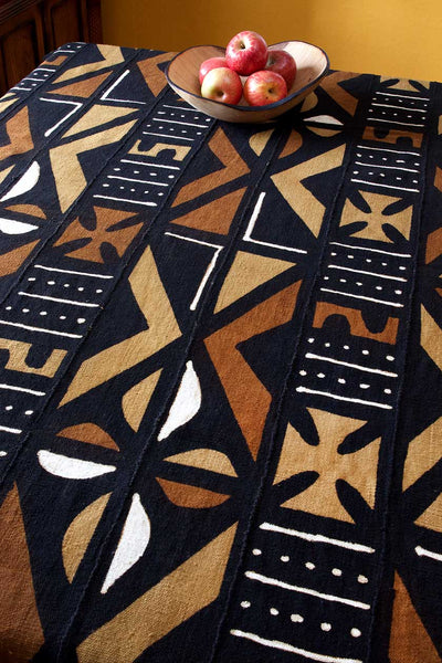 Handmade Mudcloth From Africa