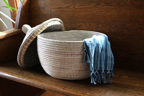Handmade African Baskets and Hampers