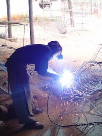 Tonderai Metal Works in Zimbabwe