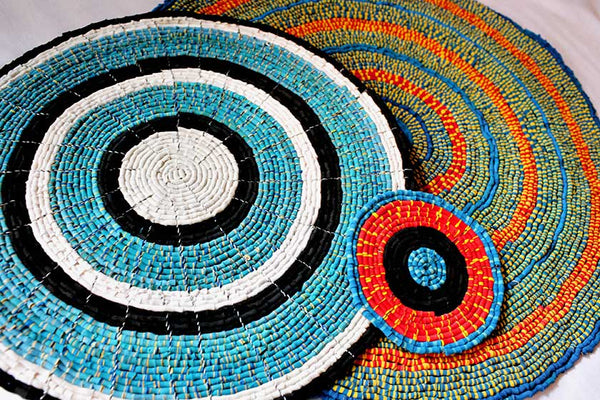 African Recycled Art and Trash Art