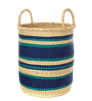Bolga Baskets and Hampers, Handwoven from Ghana