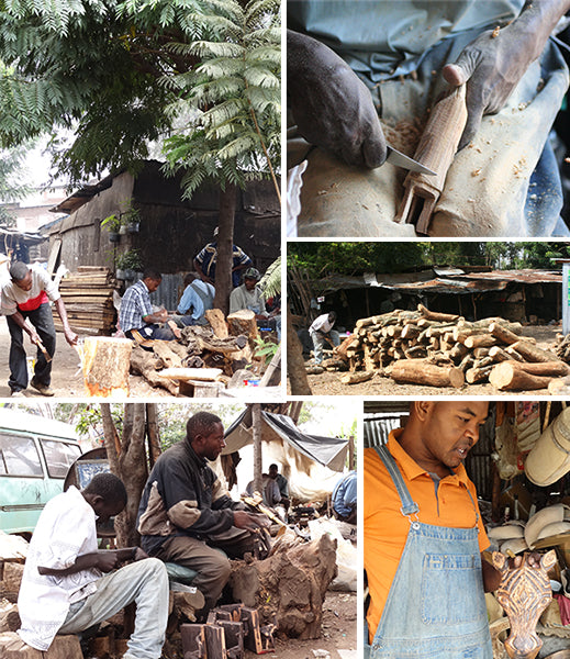 Gikomba Wood Carving Cooperative