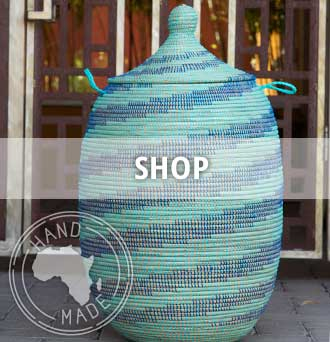 Shop Swahili Modern Fair Trade African Imports and Woven African Baskets