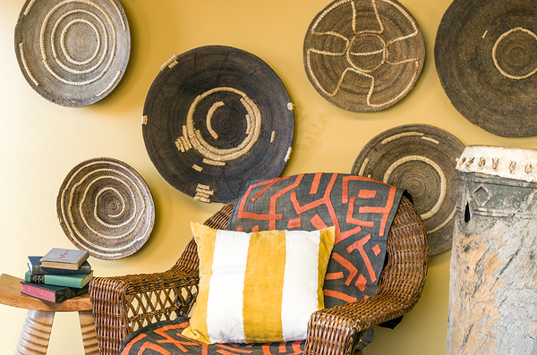 Woven Baskets from Zambia