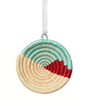 Rising Sun Ornament, Made by Burundian & Congolese Refugees - UN Refugee Agency