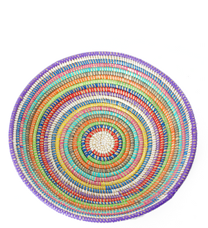 Rainbow Grain Basket