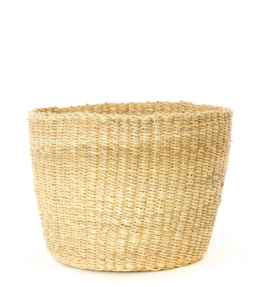 Set/2 Veta Vera Grass Nesting Baskets