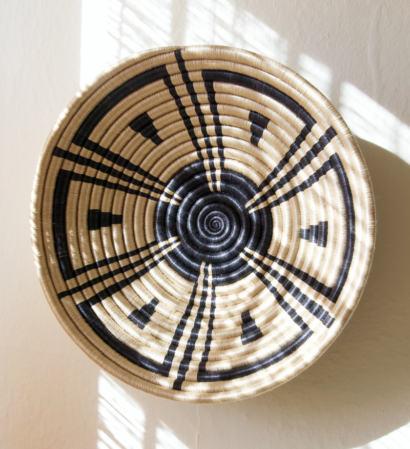 Rwandan Sisal Highlands Baskets