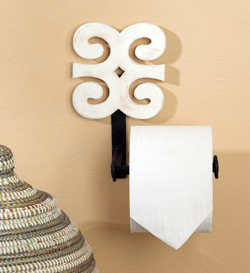 Adinkra Toilet Roll Holders - African Home Decor - Swahili ...