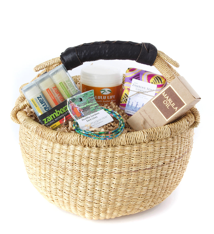 Deluxe Self Care Gift Basket