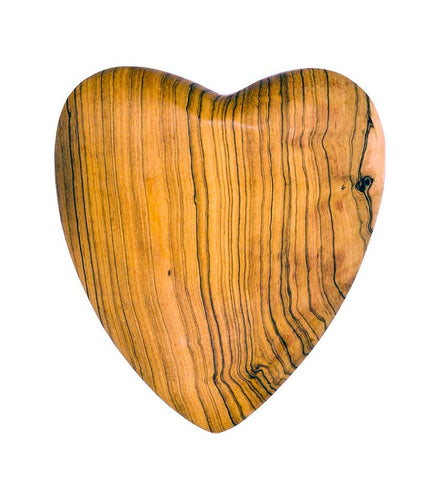 Set of Hand-Carved Heart Serving Dishes - Kitchen Handmade in Africa - Swahili Modern - 3