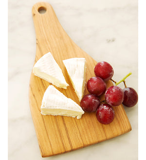 Wild Olive Wood Square Petite Fromage Tray
