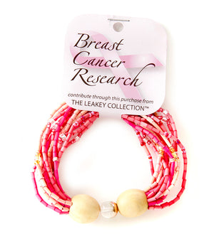 Compassion Multi-Strand Cause Bracelet