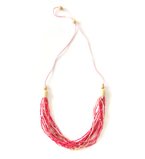 Compassion Multi-Strand Cause Necklace