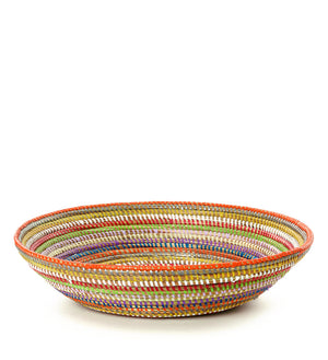 Rainbow African Grain Baskets