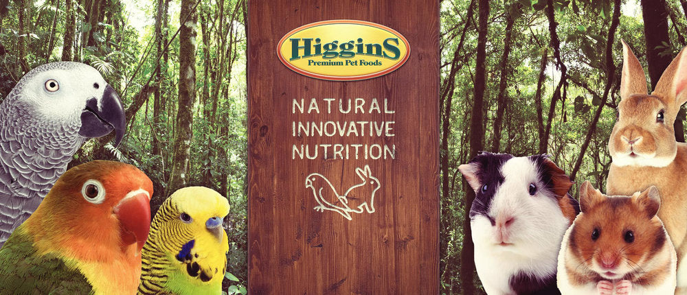 WE ARE NOW THE CANADIAN AGENT FOR HIGGINS PREMIUM PET PRODUCTS