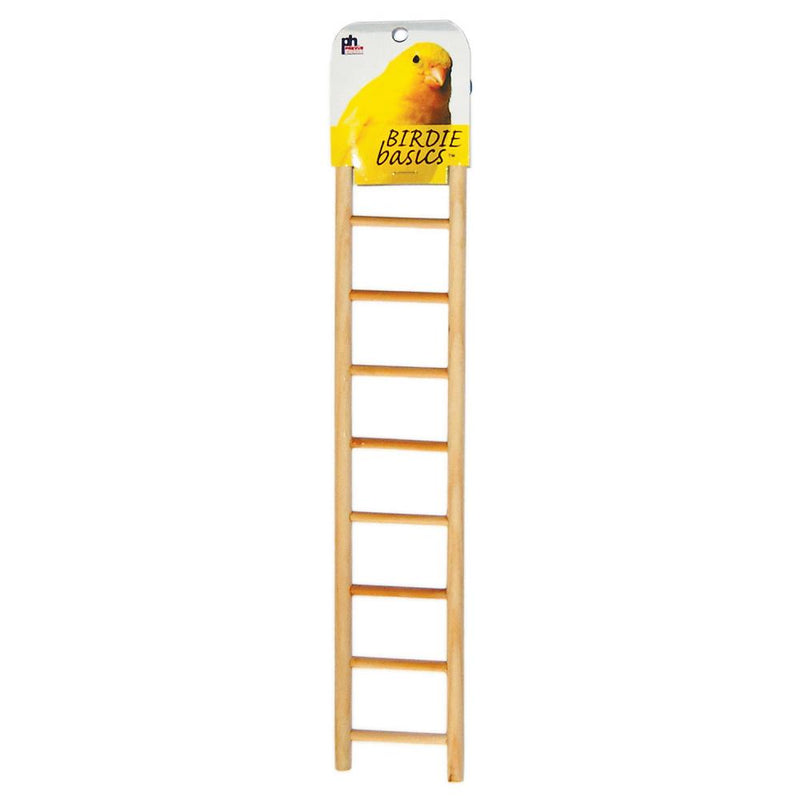 Prevue Hendryx Birdie Basics Ladder (5 Different Sizes) - Exotic Wings and Pet Things