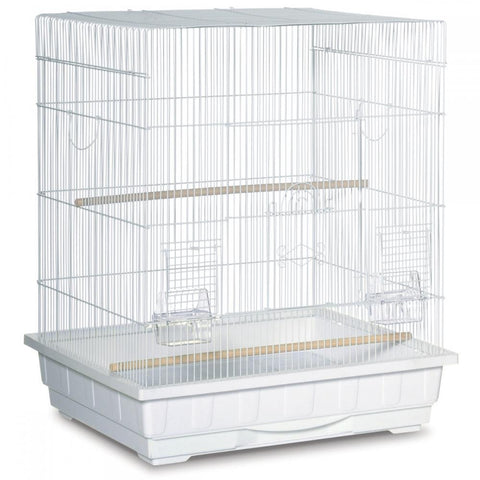 Prevue Hendryx Square Roof Parakeet Cage - Exotic Wings and Pet Things