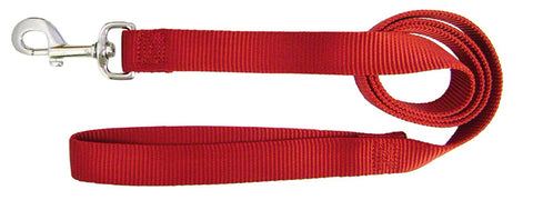 Hamilton Single Nylon Lead Standard Colours